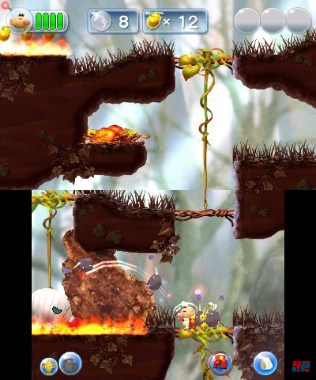 Screenshot - Hey! Pikmin (3DS) 92550124