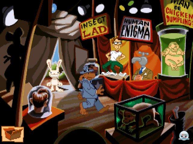 Screenshot - Sam & Max Hit the Road (PC) 92431607