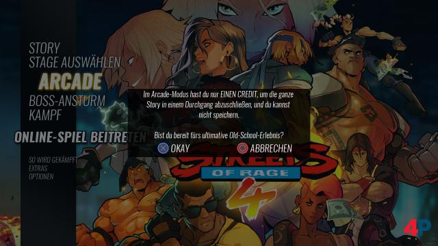 Screenshot - Streets of Rage 4 (PS4) 92612055