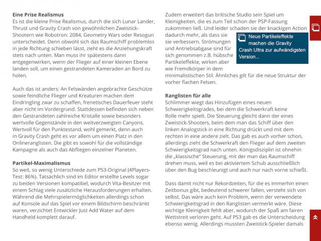 Screenshot - 4Players.de - Das Magazin (iPad)