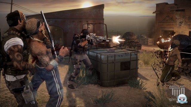Screenshot - Army of Two: The Devil's Cartel (360) 92428812