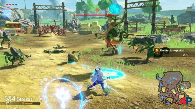 Screenshot - Hyrule Warriors: Zeit der Verheerung (Switch) 92629156