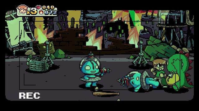 Screenshot - Scott Pilgrim vs. the World: Das Spiel (PS4) 92632636