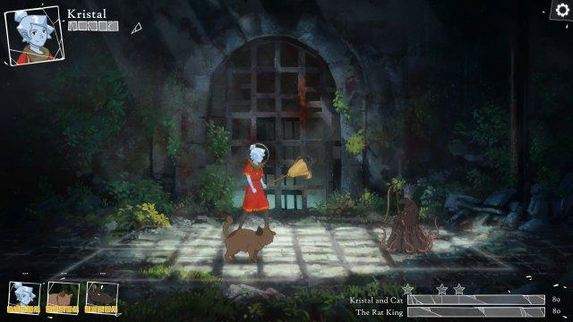 Screenshot - The Girl of Glass: A Summer Bird's Tale (PC)