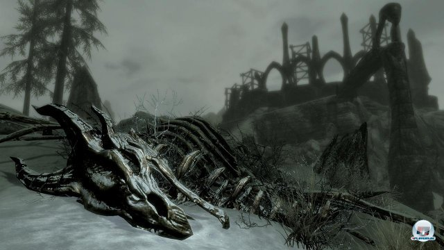Screenshot - The Elder Scrolls V: Skyrim (360) 92422107