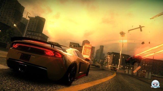 Screenshot - Ridge Racer Unbounded (360)