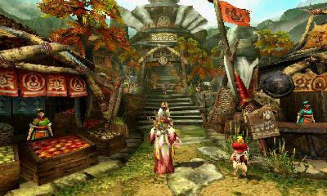 Screenshot - Monster Hunter Generations (3DS) 92530900