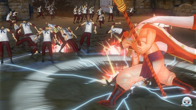 Screenshot - One Piece: Pirate Warriors 2 (PlayStation3) 92463472