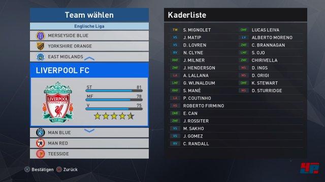 Screenshot - Pro Evolution Soccer 2017 (PS4) 92533211