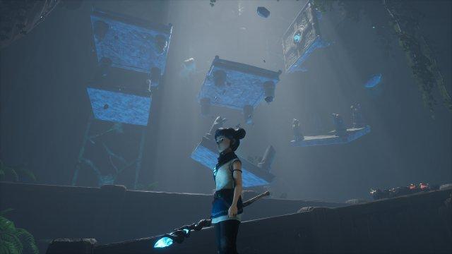 Screenshot - Kena: Bridge of Spirits (PlayStation5) 92649941