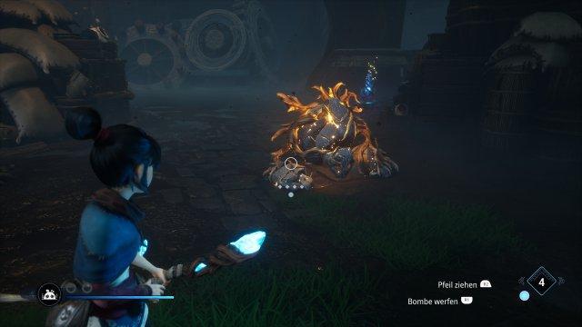 Screenshot - Kena: Bridge of Spirits (PlayStation5) 92649940