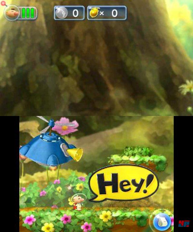 Screenshot - Hey! Pikmin (3DS) 92550114
