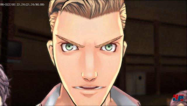 Screenshot - Zero Time Dilemma (PS_Vita)