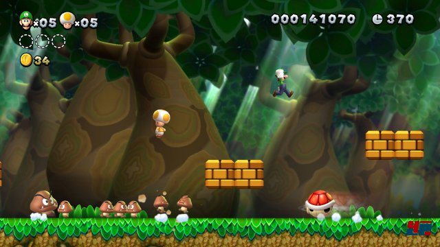 Screenshot - New Super Mario Bros. U (Switch) 92573595