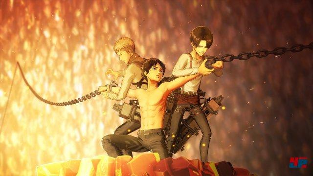 Screenshot - A.O.T. 2: Final Battle (PC)
