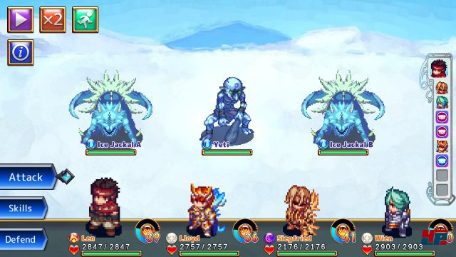 Screenshot - Legend of the Tetrarchs (Android) 92587035