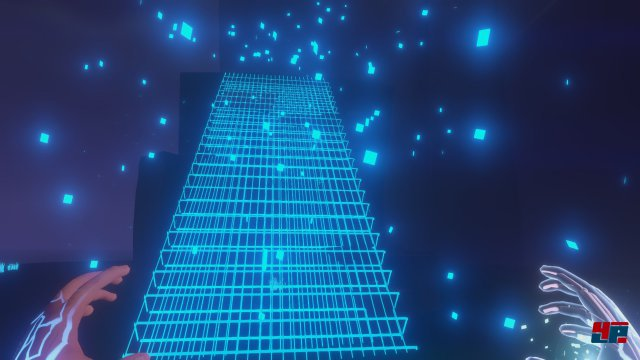 Diese digitale Treppe könnt ihr materialisieren.