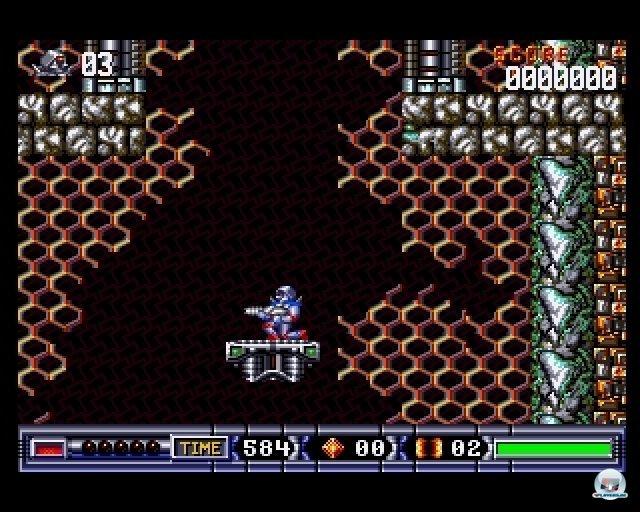 Screenshot - Turrican II (PC) 2301027