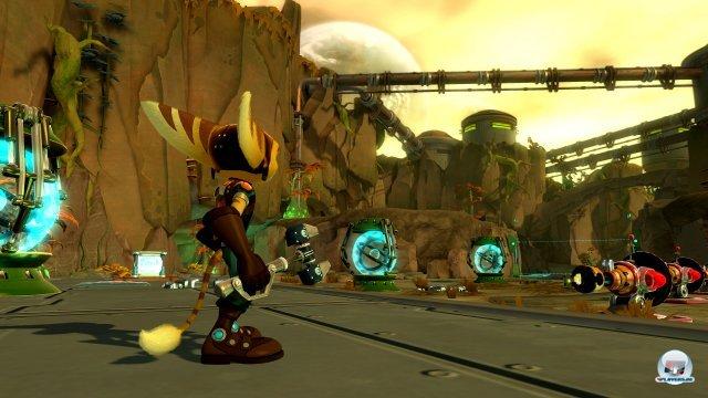 Screenshot - Ratchet & Clank: QForce (PlayStation3) 2384927