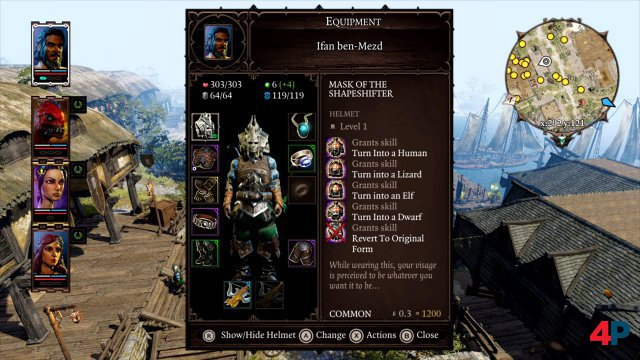 Screenshot - Divinity: Original Sin 2 (Switch) 92597776