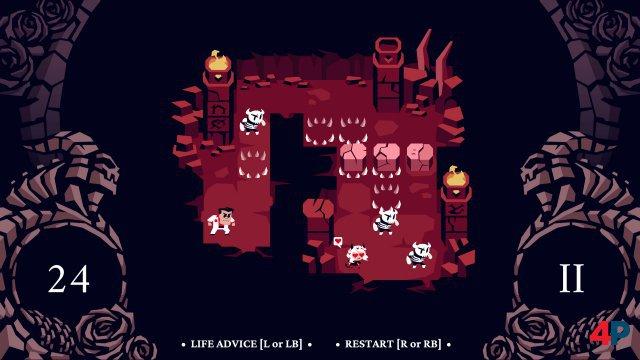 Screenshot - Helltaker (PC)