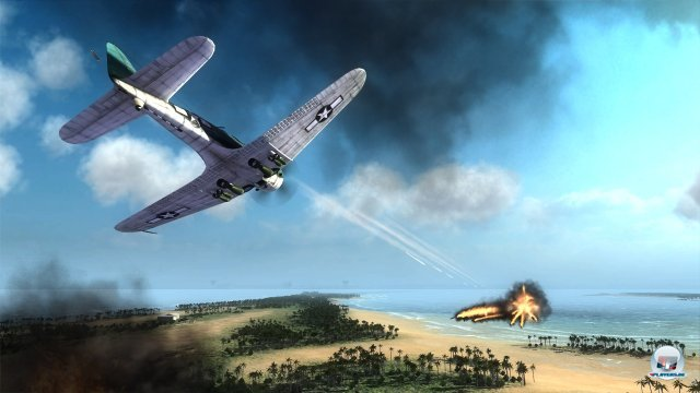 Screenshot - Air Conflicts: Pacific Carriers (PC) 2367862