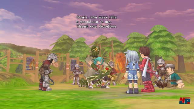 Screenshot - Tales of Symphonia Chronicles (PC)