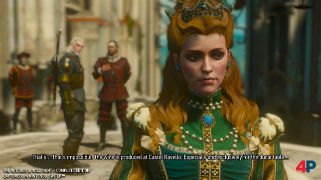 Screenshot - The Witcher 3: Wild Hunt (Switch) 92594583