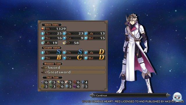 Screenshot - Agarest: Generations of War 2 (PlayStation3) 92403092