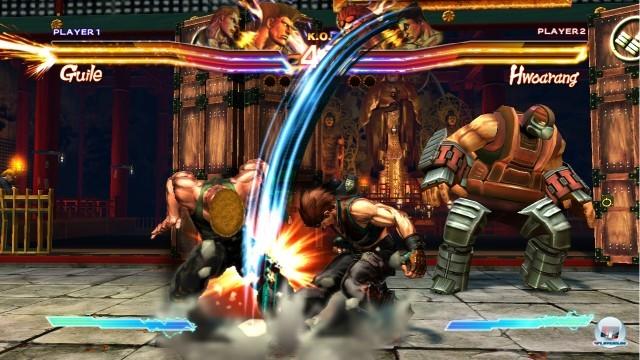 Screenshot - Street Fighter X Tekken (360) 2230344
