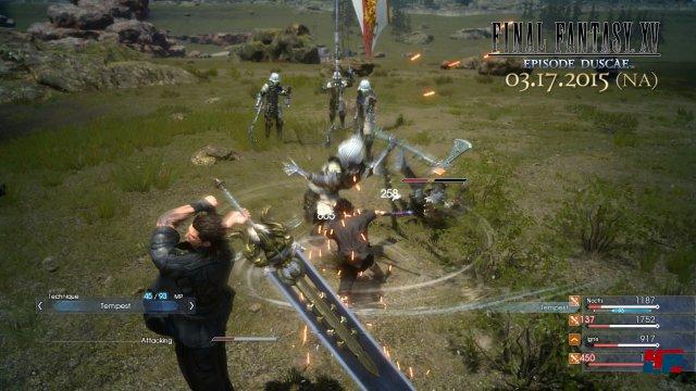 Screenshot - Final Fantasy 15 (PlayStation4) 92500911