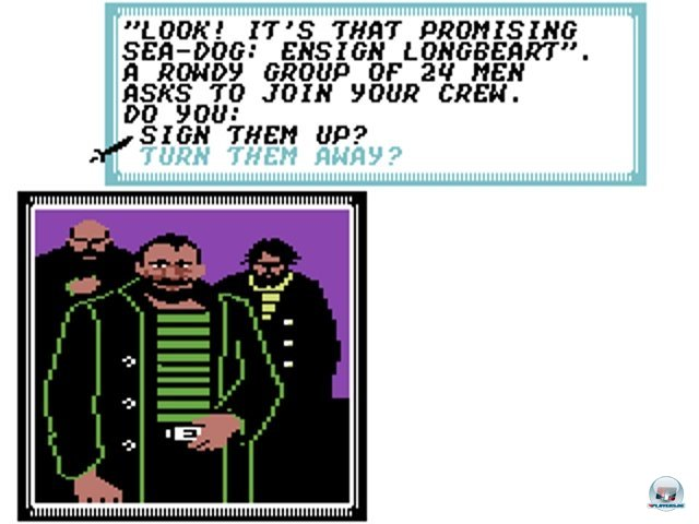 <b>Sid Meier's Pirates! </b><br><br> Fertig machen zum Entern: Microprose machte 1987 den Traum vom Piratenabenteuer wahr. Die offene Simulation eines Freibeuterlebens bot nicht nur Seeschlachten und Schwertkämpfe, sondern auch Wirtschafts-, Rollenspiel- und Strategie-Elemente. In der Karibik des 16. bis 18. Jahrhunderts ging man auf Kaperfahrt für europäische Großmächte, warb um die Hand der Gouverneurstöchter und musste die diplomatischen Beziehungen einschätzen. Auch Oil Imperium und Kaiser erforderten eine gute Strategie. 2371842