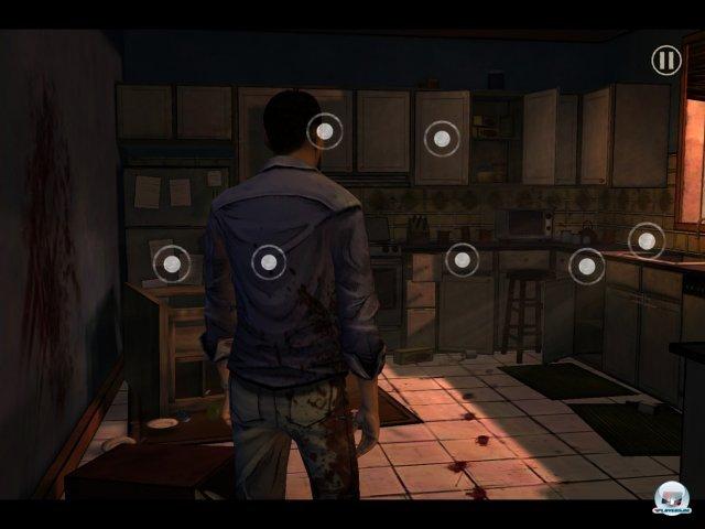 Screenshot - The Walking Dead (iPad) 2379137