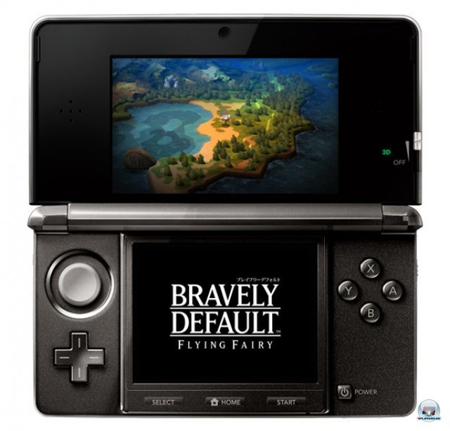 Screenshot - Bravely Default: Flying Fairy (3DS) 2266872