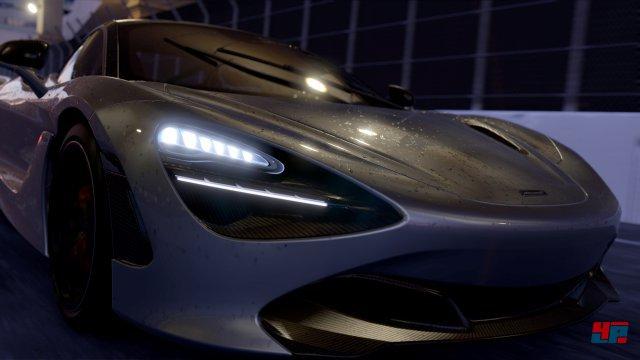 Die Fahrzeuge wurden aufwändig modelliert.