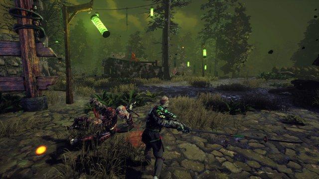 Screenshot - Hanako: Honor & Blade (PC)
