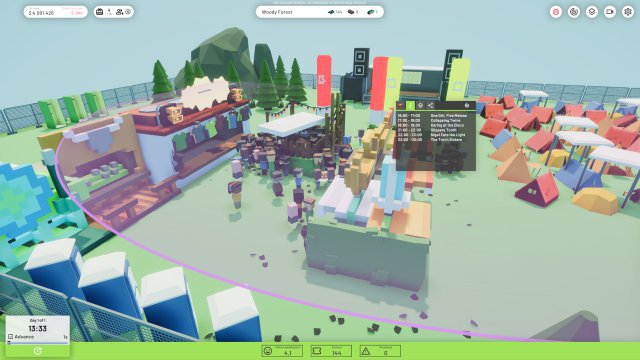 Screenshot - Festival Tycoon (PC) 92634140