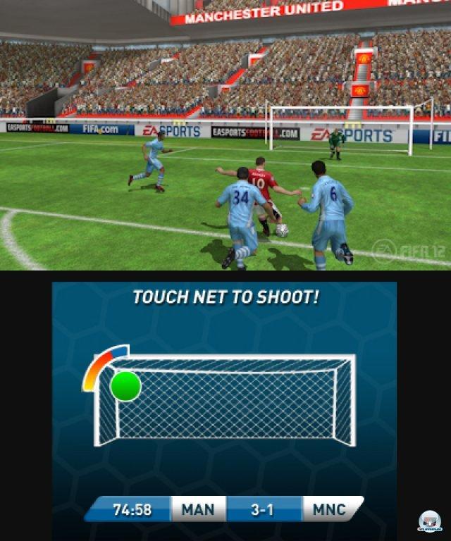 Screenshot - FIFA 12 (3DS) 2271782