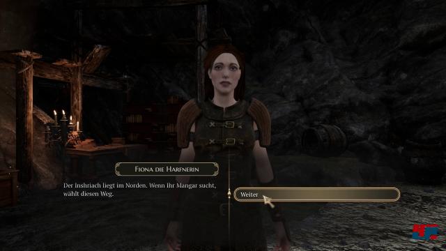 Screenshot - The Bard's Tale 4: Barrows Deep (PC) 92574198