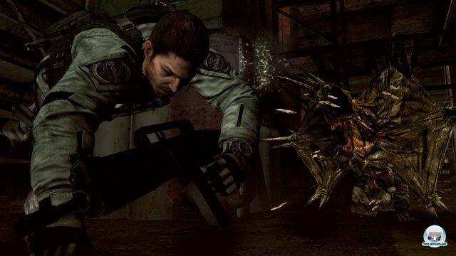 Screenshot - Resident Evil 6 (360) 92402067