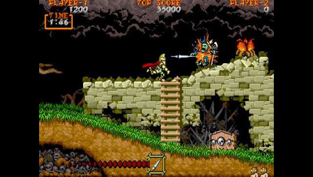 Screenshot - Capcom Arcade Stadium (Switch) 92630934