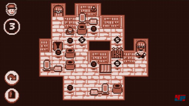 Screenshot - Warlock's Tower (3DS)
