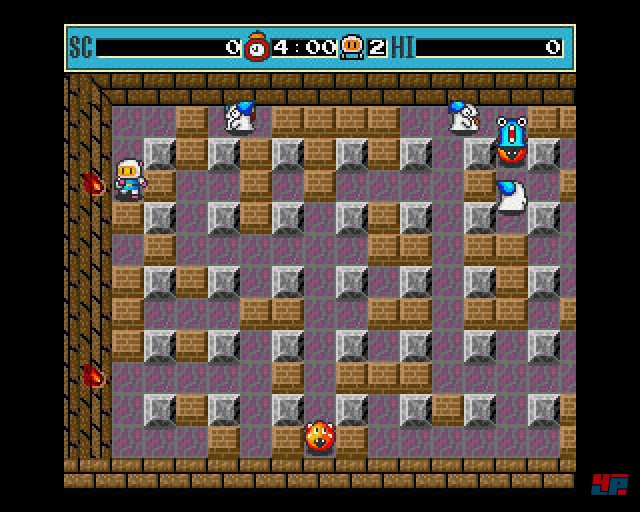 Screenshot - Bomberman - Dynablaster (Oldie) (PC) 92480785