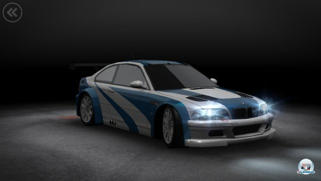 Screenshot - Need for Speed: Most Wanted (iPhone) 92418252