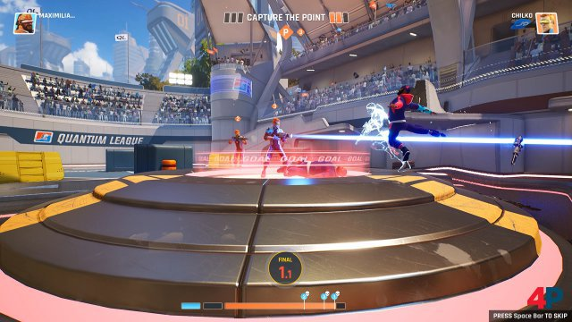 Screenshot - Quantum League (PC) 92614082