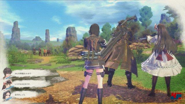 Screenshot - Valkyria: Azure Revolution (PlayStation4) 92516790