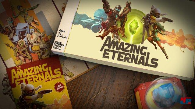 Screenshot - The Amazing Eternals (PC) 92550940