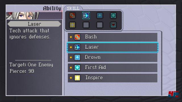 Screenshot - Cosmic Star Heroine (PC) 92544782
