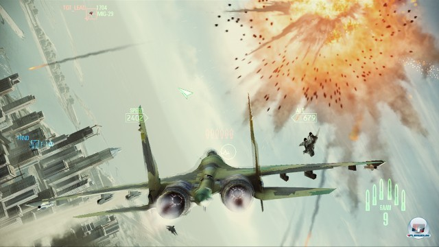 Screenshot - Ace Combat: Assault Horizon (360) 2248882