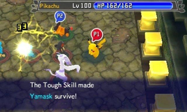Per lokaler Funkverbindung kann man sich von anderen Spielern helfen lassen.